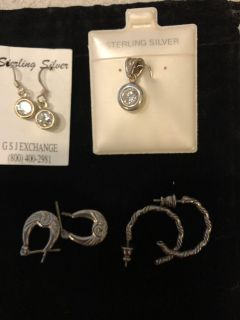 Sterling silver NWT