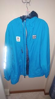 Mens xl olympic games vancouver jacket