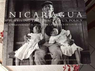 Table book-nicaragua