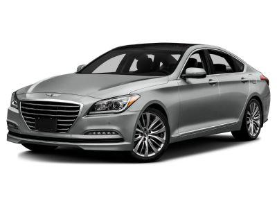 2016 Hyundai Genesis 3.8 (Casablanca White)