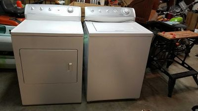 Washer & Dryer - great used condition