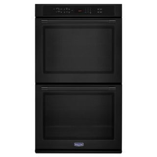 "Maytag 30"" Black Double Oven MEW9630FB - NEW"