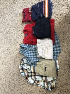 Baby boy winter lot clothes