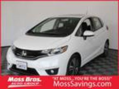 Used 2016 Honda Fit White Orchid Pearl, 23.1K miles