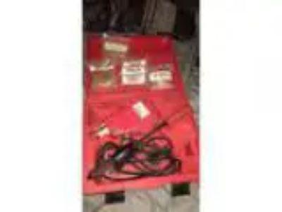 Snap on stud welder kit (Laredo)