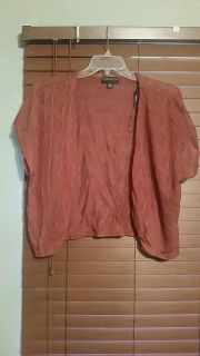 Sheer Cover Up Jacket size 3X