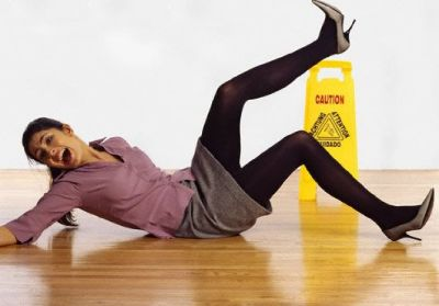 Don't Let a Slip and Fall Ruin Your Life and Finances