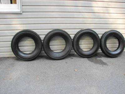 Find VINTAGE NOS FIRESTONE SAFETY CHAMPION 5.20-13 TIRES......SET OF 4 motorcycle in East Earl, Pennsylvania, United States, for US $400.00