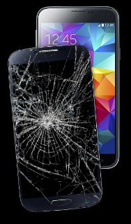 SAMSUNG GALAXY S7 CRACKED SCREEN REPLACEMENT - No Edge Screens