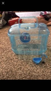 Small Hamster Cage $10