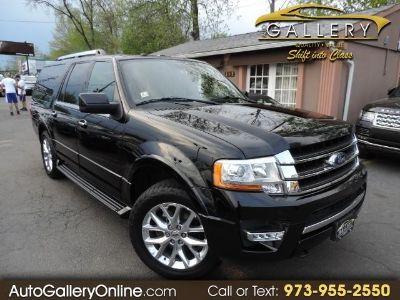 2017 Ford Expedition EL Limited 4x4 (Shadow Black)
