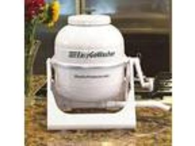 Portable Washing Machine Hand Powered Mobile Eco Friendly RV
