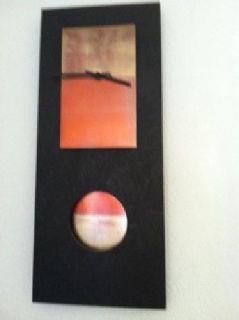 $75 Modern wall clock