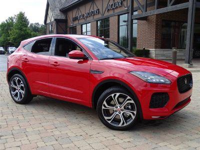 2018 Jaguar E-Pace First Edition (Caldera Red)