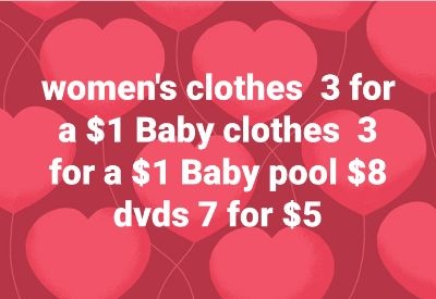 women and baby clothes