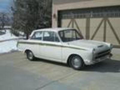 1966 Lotus Cortina Mk1 Original Condition