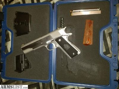 For Sale: 1911 A-1 It was a Law enforcement only Issue as stated on box.