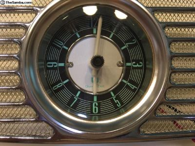 1953-57 Volkswagen Oval Beetle Bug Type 1 Clock