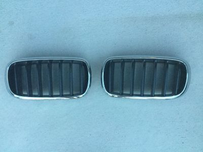 Chrome Grills for BMW X5 2017 *Brand New in Box*