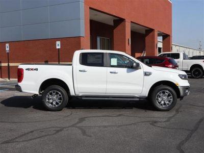 2019 Ford Ranger XLT 4WD SuperCrew 5' Box (White)
