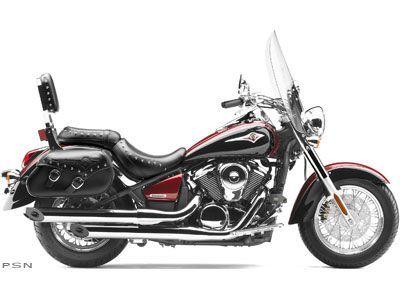 2008 Kawasaki Vulcan 900 Classic LT Cruiser Motorcycles Sandpoint, ID