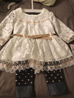3T outfit. NWT