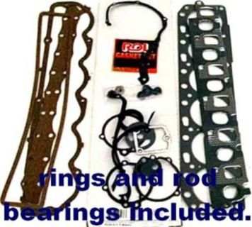 Sell Engine Re-ring kit Ford 6 300 250 240 200 170 1963-1994 motorcycle in Duluth, Minnesota, United States, for US $68.95