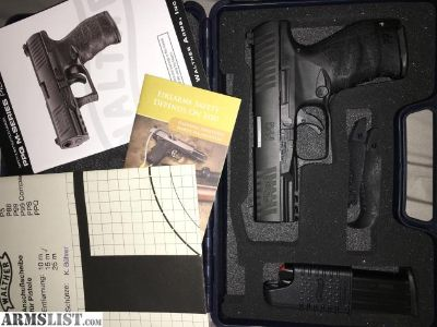 For Sale: New Walther PPQ M2