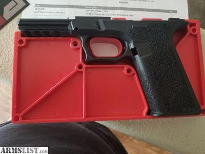 For Sale: New polymer 80 G17 frame kit $100 firm