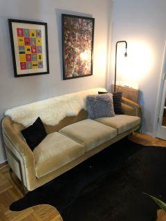 Jonathan Adler Custom Bacharach Sofa