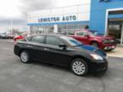 used 2015 Nissan Sentra for sale.