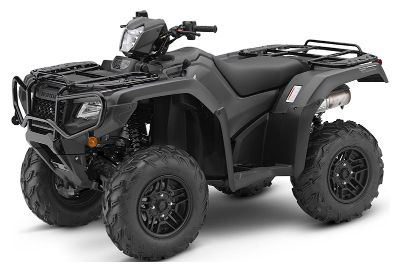 2019 Honda FourTrax Foreman Rubicon 4x4 Automatic DCT EPS Deluxe ATV Utility North Mankato, MN