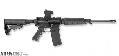 For Sale: Bushmaster Semi-Auto XM15-E2S (New in Box-Never Fired)