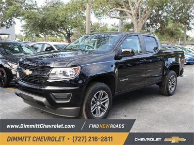 2019 Chevrolet Colorado Work Truck (black)
