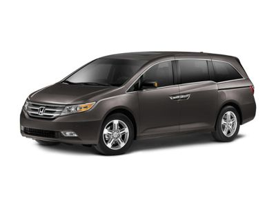 2011 Honda Odyssey Touring (Polished Metal Metallic)