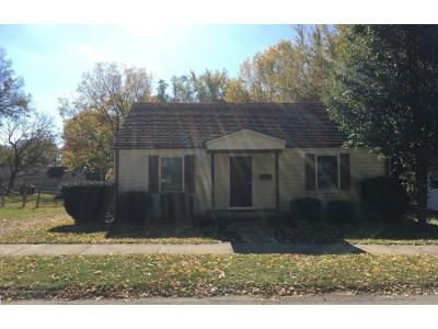 2 Bed 2 Bath Foreclosure Property in Middletown, IN 47356 - Columbia Ave