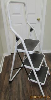 Solid 3 Step Ladder
