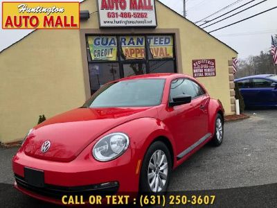 2015 Volkswagen Beetle Coupe 2dr Auto 1.8T Classic *Ltd Ava (RED)
