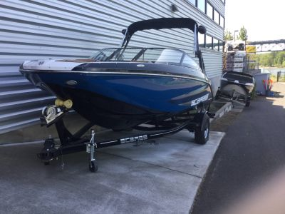 2018 Scarab 195 ID Jet Boats Portland, OR