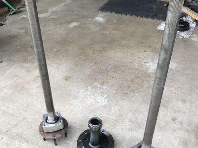 Moser ASP2 Axle and Spool Package