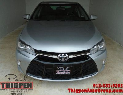 2016 Toyota Camry SE (Silver Or Aluminum)