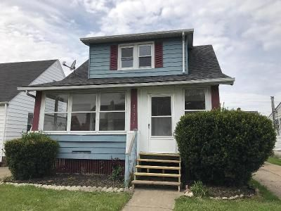 2 Bed 1 Bath Foreclosure Property in Euclid, OH 44123 - Westport Ave