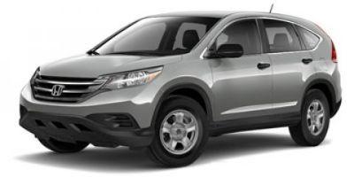 2013 Honda CR-V LX (Polished Metal Metallic)