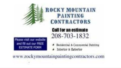 Need your Exterior Professionally Painted?  Call # (208)703-1832   FREE ESTIMATES