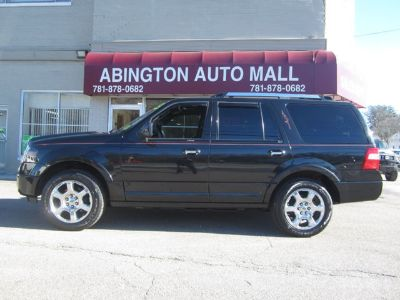 2013 Ford Expedition Limited (Tuxedo Black Metallic)