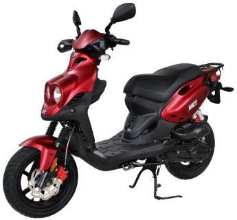 2018 Genuine Scooters Roughhouse 50 Sport 250 - 500cc Scooters Greensboro, NC