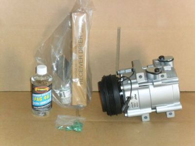 Sell AC COMPRESSOR KIT 2003, 2004, 2005, 2006 SORENTO 3.5L motorcycle in Lawrenceville, Georgia, United States, for US $166.90