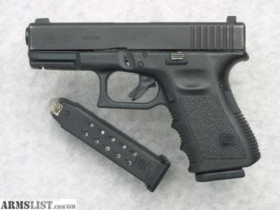 For Sale: Glock 23