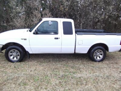 2001 Ford Ranger Edge (Oxford White - (White))