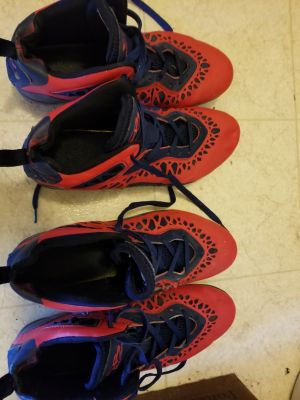 Boombah football cleats